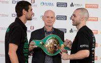 Battle of Brisbane Joel Camilleri and Luke Woods set for WBC Australasia showdown boxrec who wins