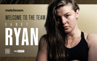 Former amateur star Sandy Ryan has signed promotional terms with Eddie Hearn and Matchroom Boxing boxrec commonwealth games female womens boxing prospect boxrec next fight pro debut date
